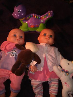 NEW! Baby dolls & ABCtoy for Sale in Springfield, OR