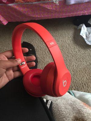 Beats solo 3 red for Sale in Woodbridge, VA
