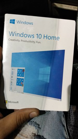 Sealed Windows 10 for Sale in Bakersfield, CA