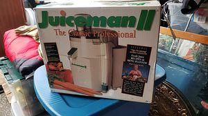 Juiceman II the classic professional for Sale in Kent, WA
