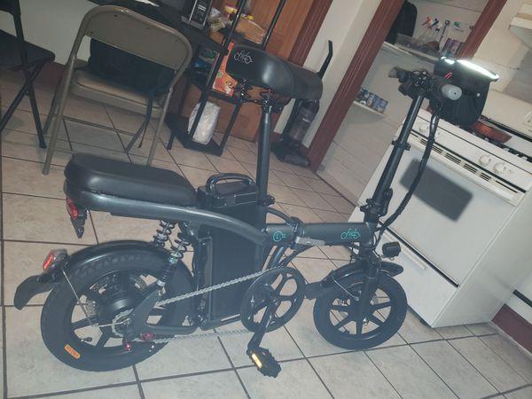 FIIDO D7 Pro Electric Bike