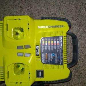 Ryobi Super Charger for Sale in Tulsa, OK