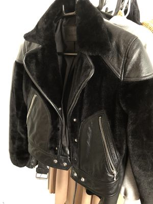 All saint leather jacket for Sale in New York, NY