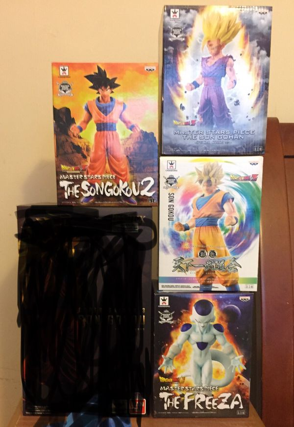 Dragon Ball Z Figures 1/6th scale Awesome Mint in Box!!!