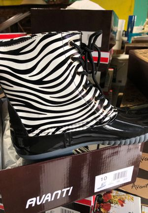 Rain boots all sizes new for Sale in Oakland Park, FL