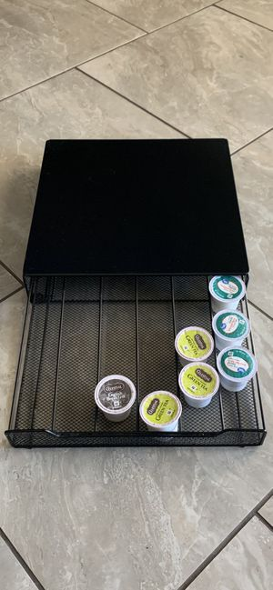 """Keurig Brewed"""" Under the Brewer 36 K-Cup Capacity Rolling Drawer for Sale in Tolleson, AZ"""