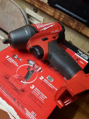 Milwaukee m18 3/8 impact wrench for Sale in Lacey, WA