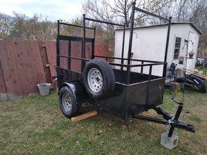 4x8 Heavy Duty Utility Trailer for Sale in Melissa, TX