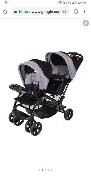 Double stroller for Sale in West Springfield, MA