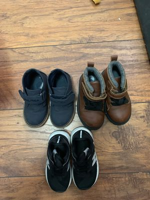 Boy's Size 7 shoes for Sale in Fresno, CA