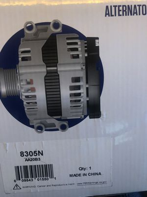 *Brand New* Lincoln Navigator/ Ford Expedition 2002-04 Alternator for Sale in Chicago, IL