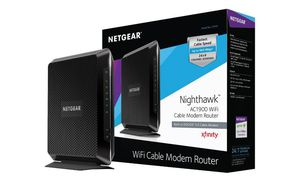 Cable modem & Netgear WiFi router for Sale in Kenmore, WA
