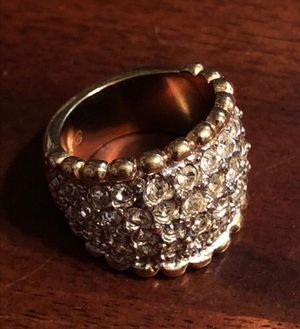 18k Gold EP Ring jewelry for Sale in Phoenix, AZ