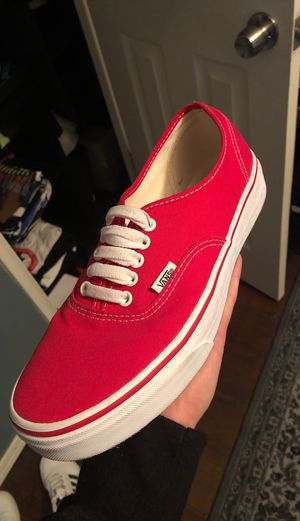 Vans low tops size 8 for Sale in Hunts Point, WA