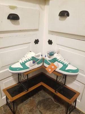 Nike sb x kasina Neptune green. (European exclusive) for Sale in Williamsport, PA