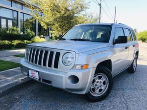 2010 Jeep Patriot for Sale in Seattle, WA