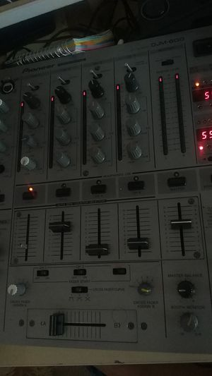 Pioneer Djm600 Mixer for Sale in Sylmar, CA