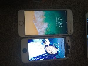 iPhone 5 , iPhone 5s , iPhone 6s for Sale in Phoenix, AZ