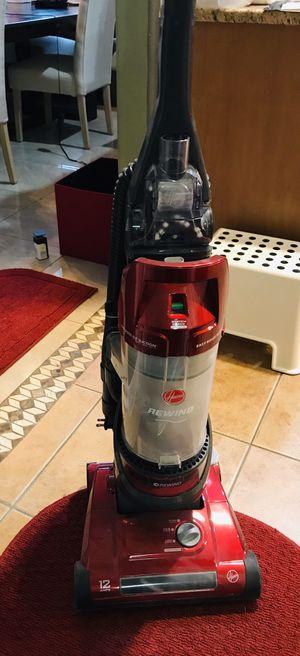 Hoover Rewind Bagless Upright Vacuum Cleaner for Sale in Winter Garden, FL