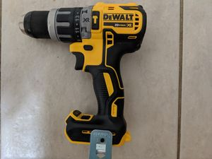 New DeWalt XR Brushless Drill/Hammerdrill DCD796 for Sale in CORNWALL Borough, PA