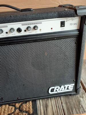 Tube preamp twin speakers Amplifier for Sale in Tulsa, OK