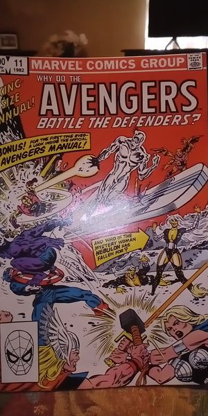 Kings size annual The avengers for Sale in Fresno, CA