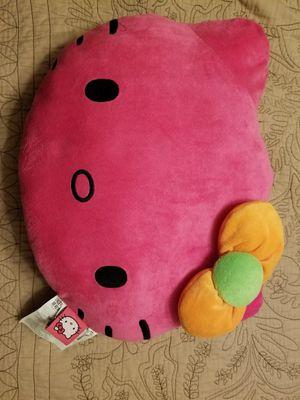 Hello Kitty Pillow for Sale in Williamsburg, VA