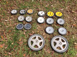 Lawn mower wheels for Sale in Portsmouth, VA