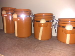 Kitchen canisters for Sale in Bellefonte, PA