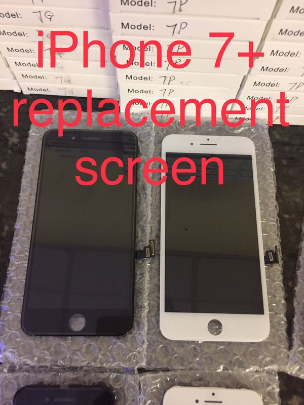 iphone 7+ replacement screen!! OEM quality