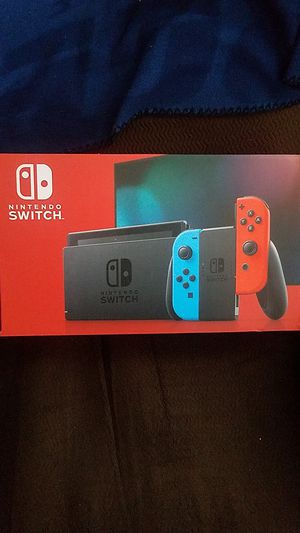 Nintendo switch new never opened for Sale in San Diego, CA