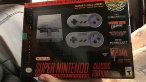 Super Nintendo new for Sale in Chicago, IL