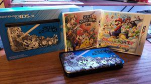 Nintendo 3DS XL Super Smash Bros Edition for Sale in Valley Center, CA