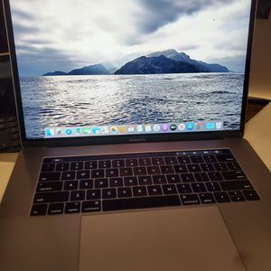 """MacBook Pro Touchbar Laptop/notebook 15"""" 2016 I7 for Sale in West Chicago, IL"""