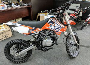125cc Apollo X18 Dirt Bike for Sale in Woodstock, GA