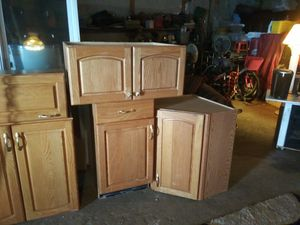 Kitchen cabinets for Sale in Trenton, NJ