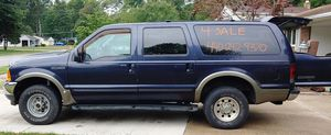 2000 Ford 4WD Excursion 130k miles for Sale in Medina, OH