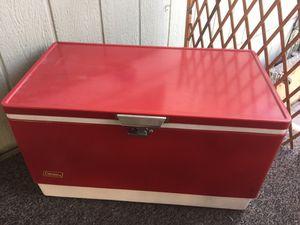 Vintage Coleman Cooler for Sale in Orange, CA