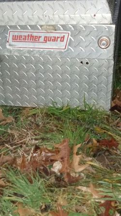 Weather guard Toolbox for truck for Sale in Gainesville,  VA