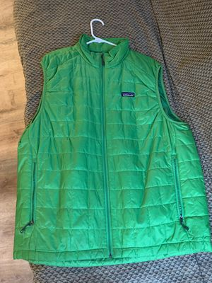 Patagonia M's Nano Puff Vest for Sale in Denver, CO