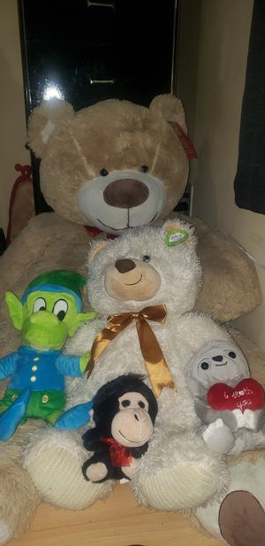 Stuffed animal bundle for Sale in Los Alamitos, CA