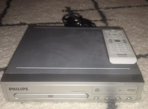 PHILIPS DVD PLAYER- component/RCA for Sale in Las Vegas, NV