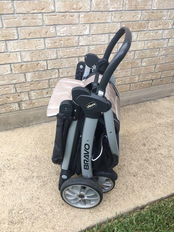 Chicco mini bravo sport travel stroller