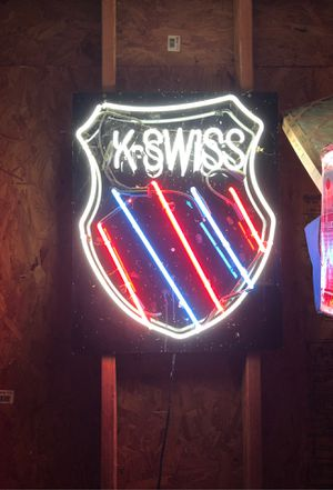 Antique K-Swiss sign for Sale in Wake Forest, NC