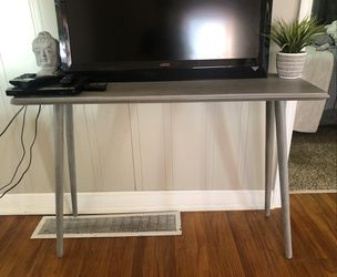 Gray Decorative Table For Sale for Sale in Virden,  IL