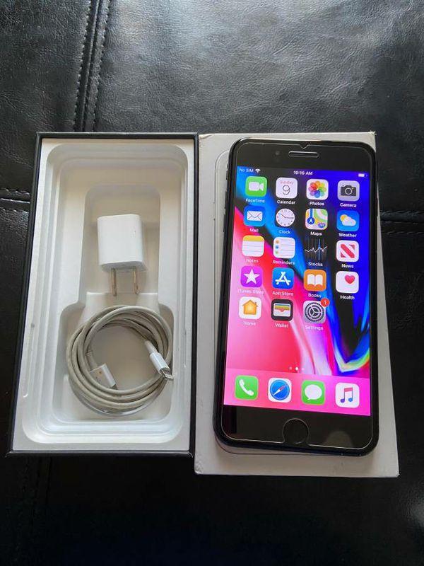 iPhone 8 Plus 64GB factoty Unlocked