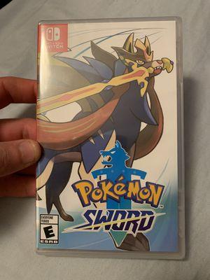 Pokemon sword (BrandNew) Nintendo Switch for Sale in Riverside, CA