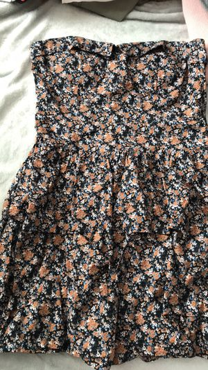 Fall floral dress for Sale in Hilliard, OH