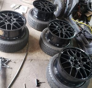 """""""18""""BBS wheels for Sale in Windham, CT"""