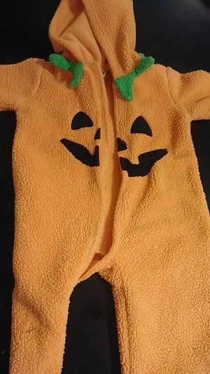 12 month Pumpkin Costume for Sale in Lacey, WA